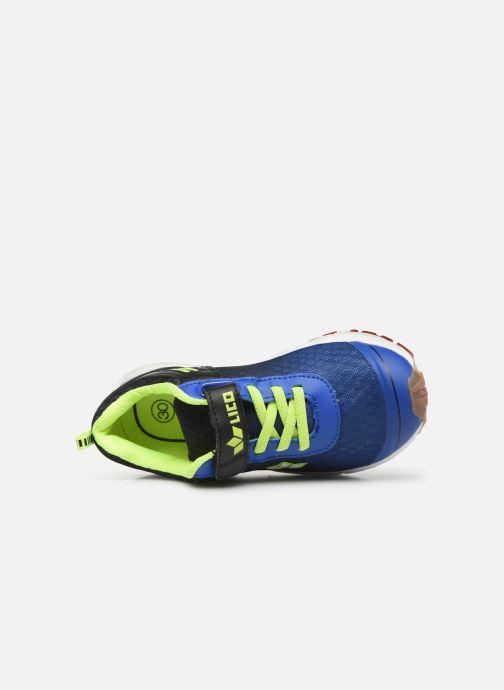 Baskets LICO Barney Vs Bleu vue gauche