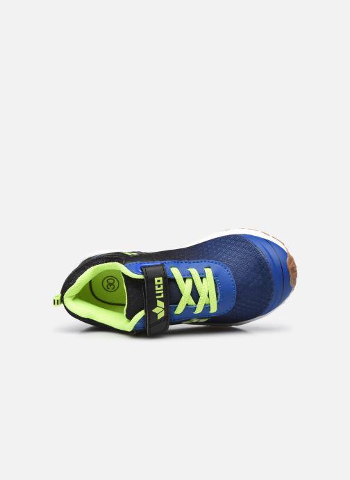 Sneakers Lico Barney Vs Azzurro immagine sinistra