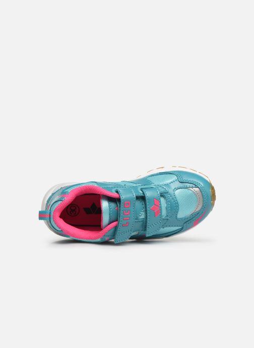 Sneakers Lico Bob V Azzurro immagine sinistra
