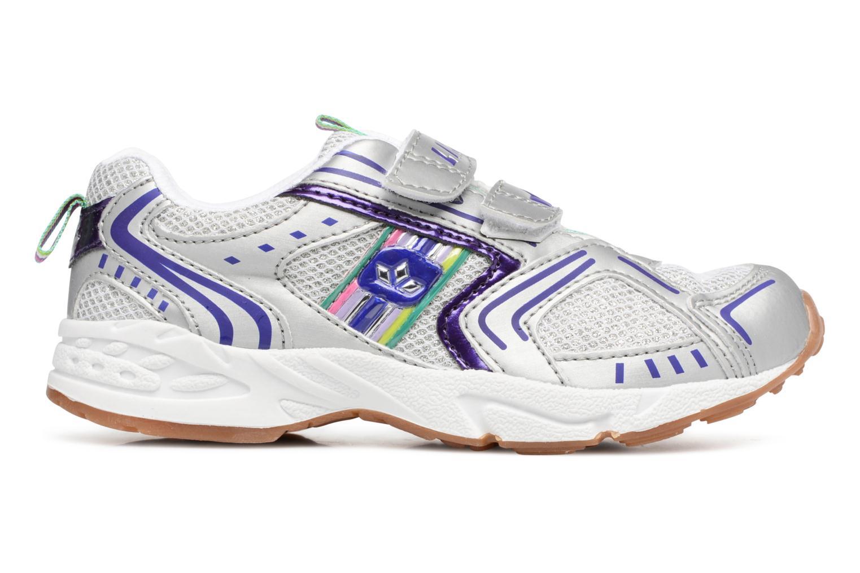Sneaker LICO Silverstar V weiß ansicht von hinten