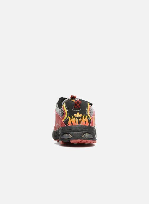 Sneaker LICO Hot V Blinky schwarz ansicht von rechts