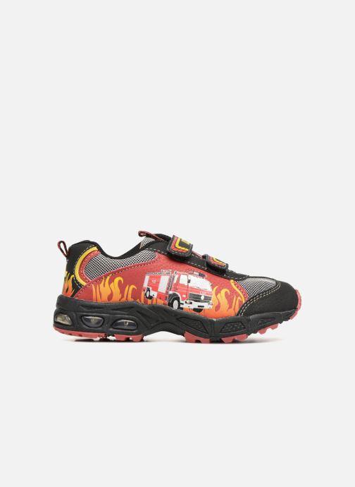 Sneaker LICO Hot V Blinky schwarz ansicht von hinten