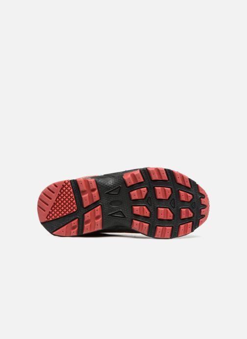 Sneaker LICO Hot V Blinky schwarz ansicht von oben