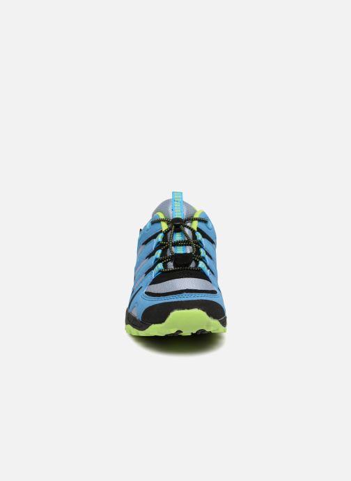 Baskets LICO Fremont Bleu vue portées chaussures