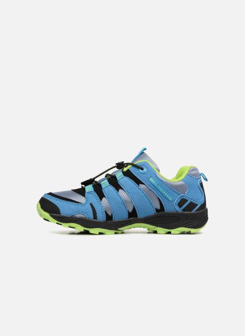 Sneakers LICO Fremont Blauw voorkant