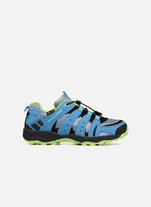 Sneakers LICO Fremont Blauw achterkant