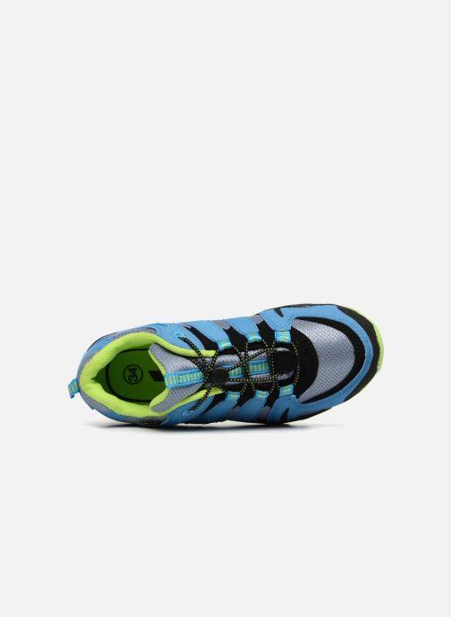 Sneakers LICO Fremont Blauw links