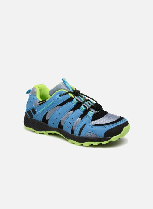 Sneakers LICO Fremont Blauw detail