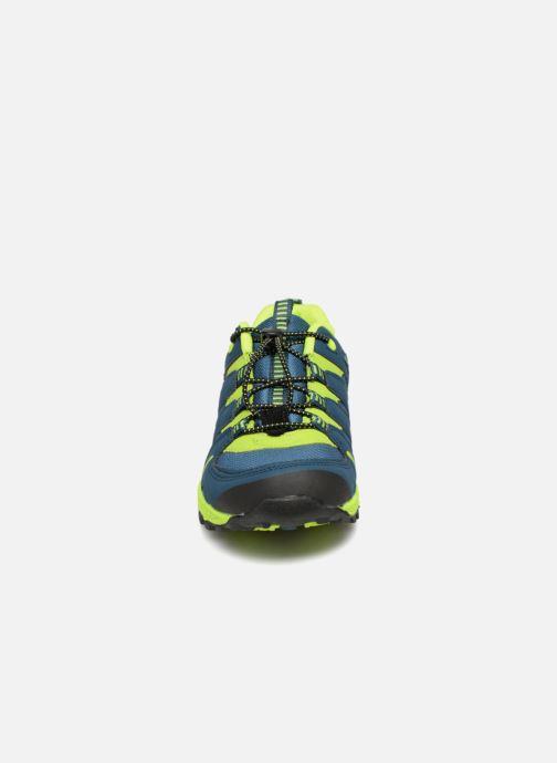 Sneakers Lico Fremont Azzurro modello indossato