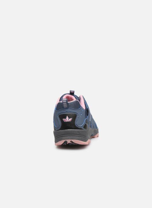 Sneakers LICO Fremont Grå Se fra højre