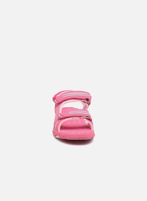 Sandals LICO Crispy V Pink model view
