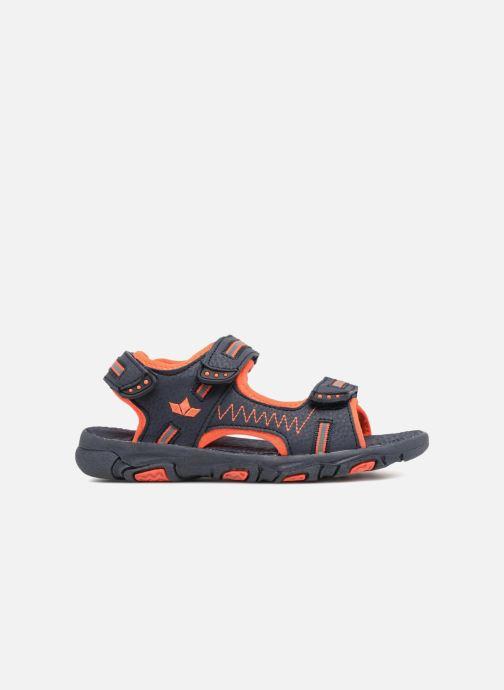 Sandals LICO Crispy V Blue back view