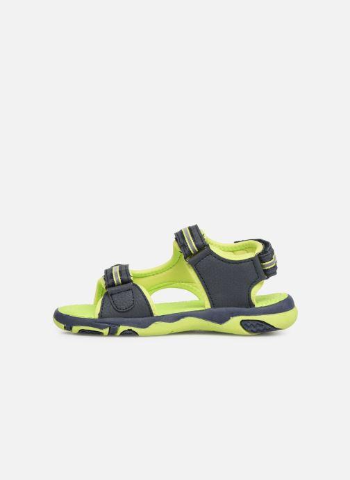 Sandales et nu-pieds Lico Crispy V Bleu vue face
