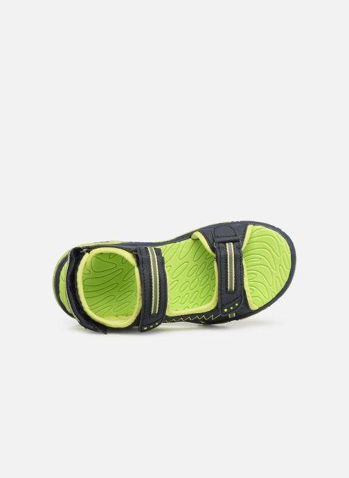 Sandales et nu-pieds Lico Crispy V Bleu vue gauche