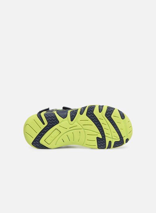 Sandales et nu-pieds Lico Crispy V Bleu vue haut