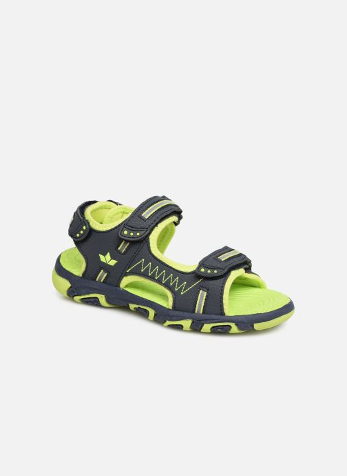 Sandales et nu-pieds Lico Crispy V Bleu vue détail/paire