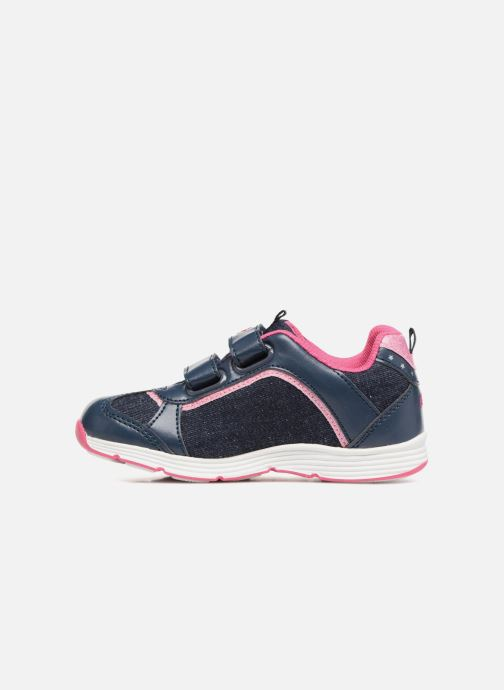 Trainers LICO Shine V Blue front view