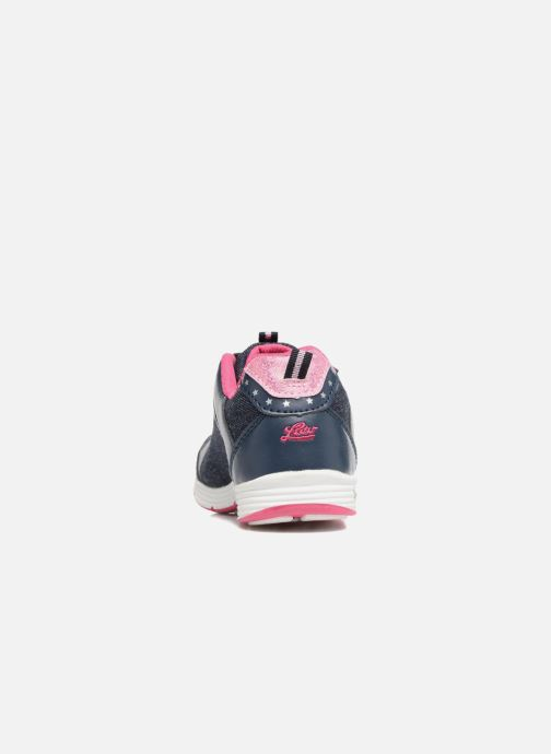 Sneakers LICO Shine V Blauw rechts