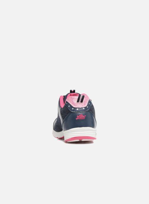 Sneakers Lico Shine V Blå Se fra højre