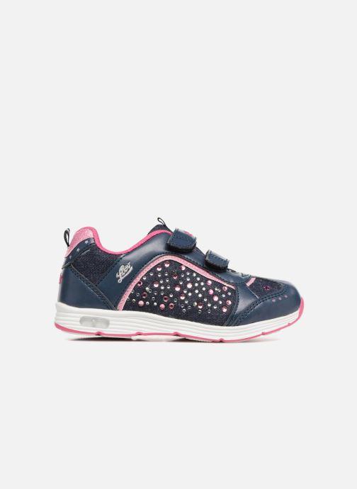 Sneakers LICO Shine V Blauw achterkant