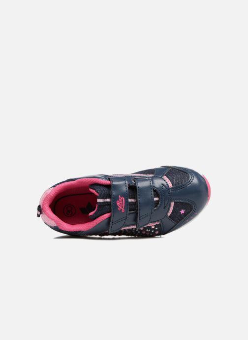 Sneakers Lico Shine V Blå se fra venstre