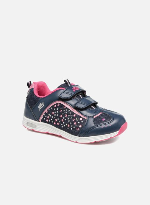 Sneakers LICO Shine V Blauw detail