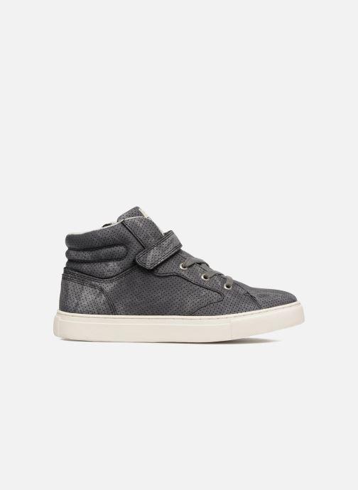Sneaker Esprit FILOOU BOOTIE grau ansicht von hinten