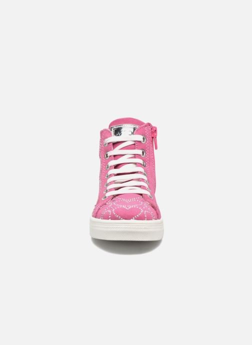 Sneakers ASSO Dora Pink se skoene på