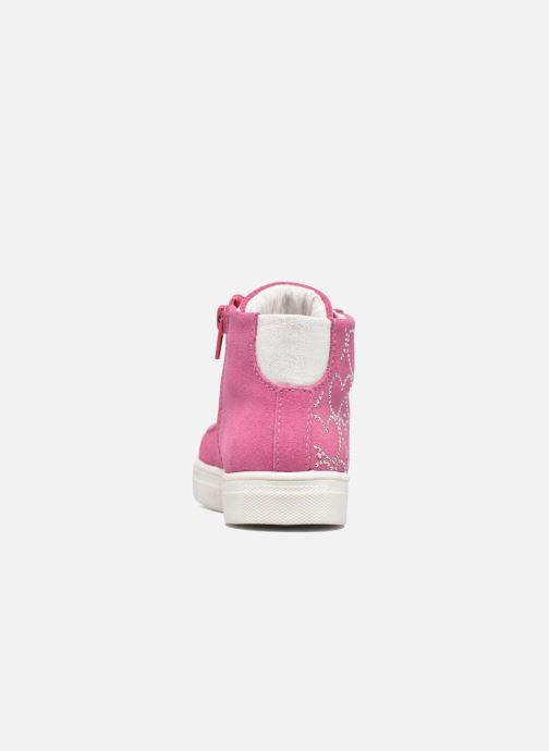 Sneakers ASSO Dora Pink Se fra højre