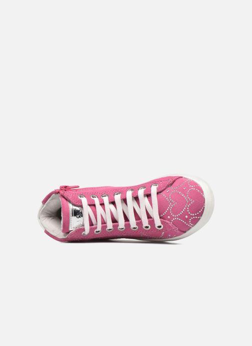 Sneakers ASSO Dora Pink se fra venstre