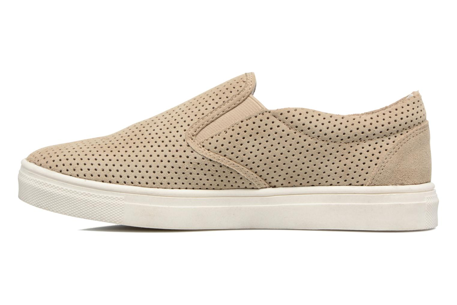 Trainers ASSO Llore Beige front view