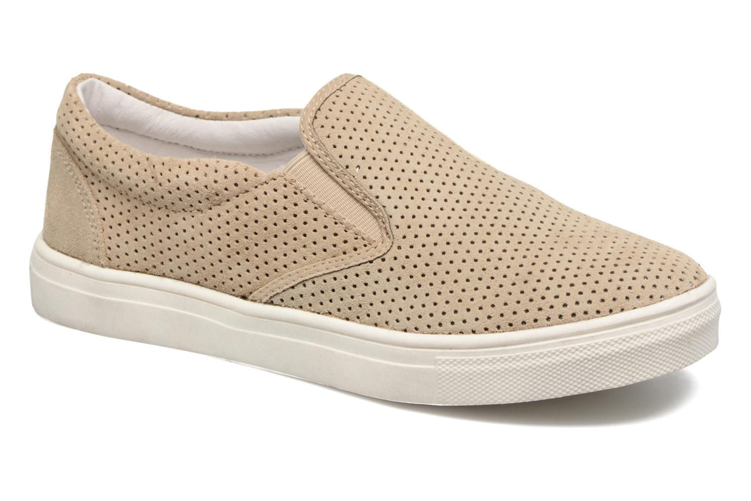 Trainers ASSO Llore Beige detailed view/ Pair view