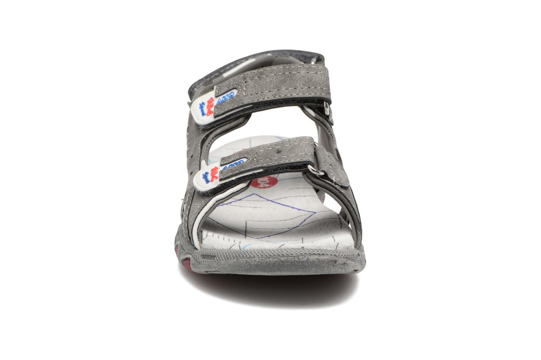 Sandaler ASSO Enzo Grå se skoene på