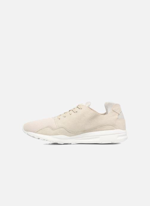Sneakers Le Coq Sportif Lcs R Mono Luxe Beige immagine frontale