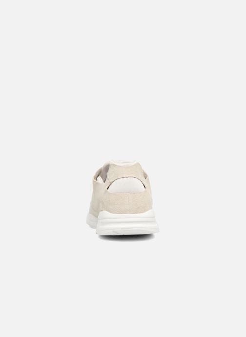 Sneakers Le Coq Sportif Lcs R Mono Luxe Beige immagine destra