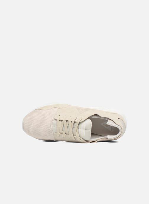 Sneakers Le Coq Sportif Lcs R Mono Luxe Beige immagine sinistra