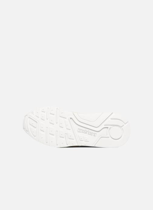 Sneakers Le Coq Sportif Lcs R Mono Luxe Beige immagine dall'alto
