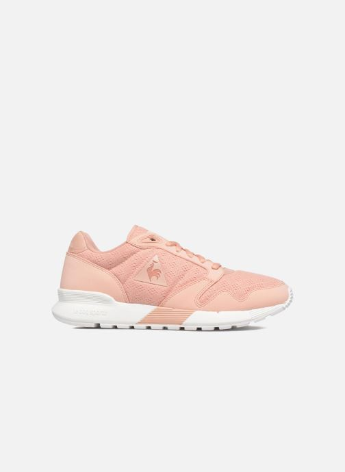Sneaker Le Coq Sportif Omega X W Reflective rosa ansicht von hinten