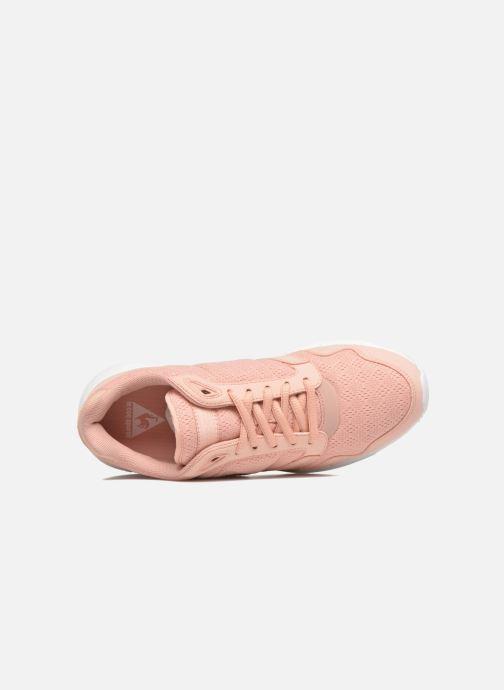 Sneaker Le Coq Sportif Omega X W Reflective rosa ansicht von links