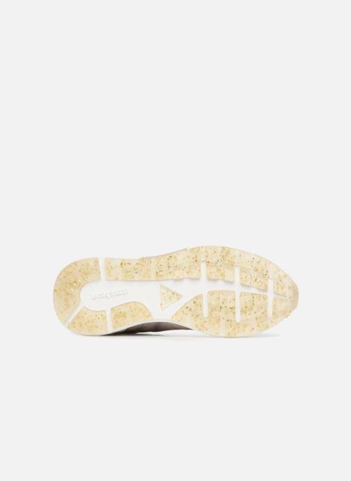 Sneakers Le Coq Sportif Omega X W Metallic Beige immagine dall'alto