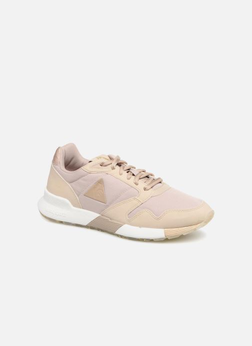 Sneakers Le Coq Sportif Omega X W Metallic Beige detail