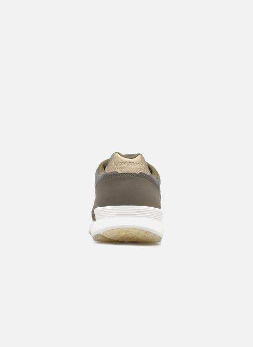 Sneakers Le Coq Sportif Omega X W Metallic Groen rechts