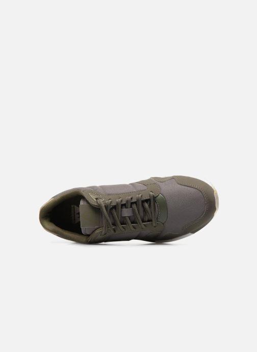 Le Coq Sportif Omega X W Metallic (vert) - Baskets(313036)