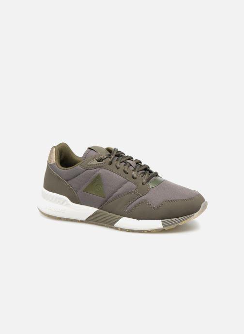 Sneakers Le Coq Sportif Omega X W Metallic Groen detail