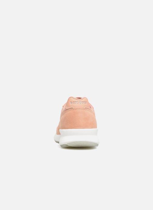 Sneakers Le Coq Sportif Omega X W Metallic Rosa immagine destra