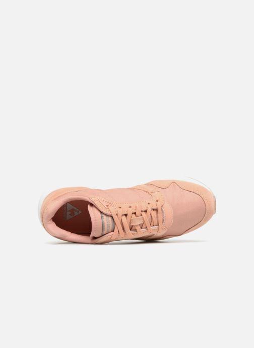 Sneakers Le Coq Sportif Omega X W Metallic Rosa immagine sinistra
