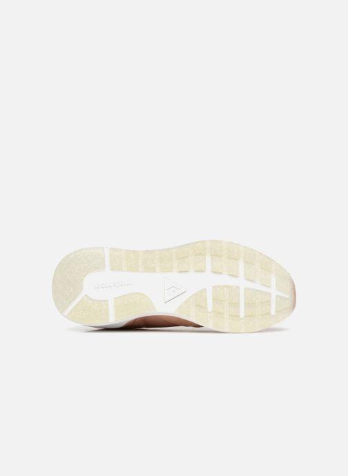 Sneakers Le Coq Sportif Omega X W Metallic Rosa immagine dall'alto