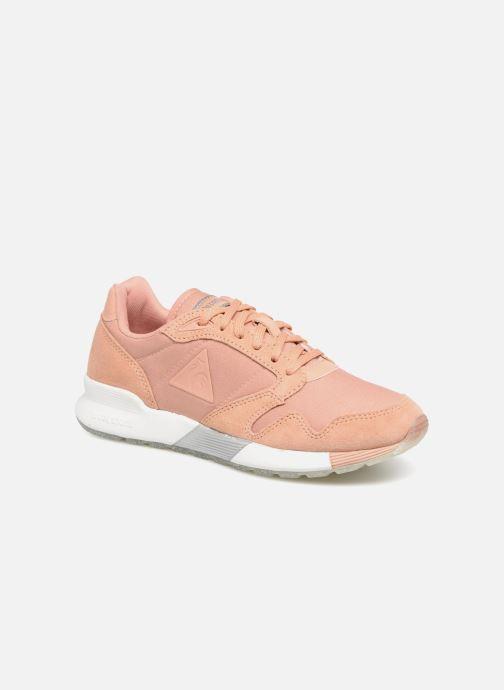 Sneaker Le Coq Sportif Omega X W Metallic rosa detaillierte ansicht/modell