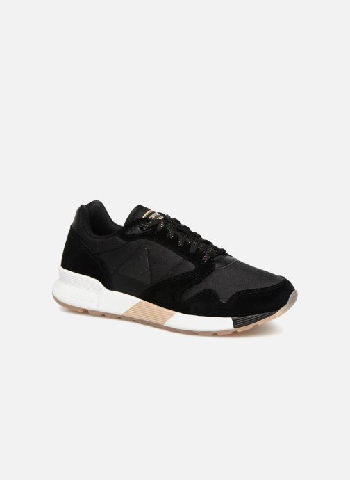 ebf6bf045b3f Trainers Le Coq Sportif Omega X W Metallic Black detailed view  Pair view