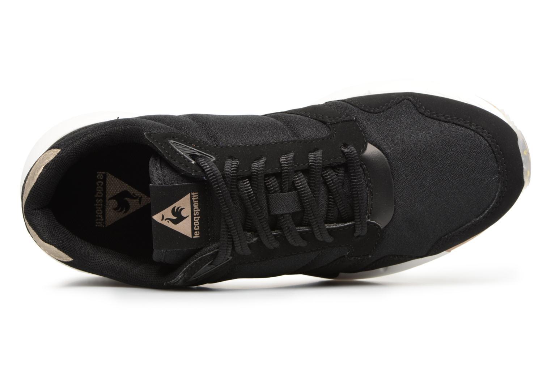 Baskets Le Coq Sportif Omega X W Metallic Noir vue gauche